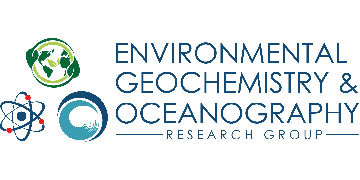 Environmental Geochemistry and Oceanography Research Group, The University of Hong Kong logo