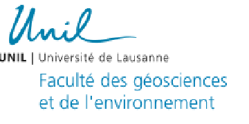 University of Lausanne, Switzerland logo