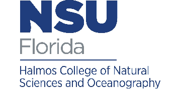Professor Alex Soloviev, Halmos College of Natural Sciences and Oceanography logo