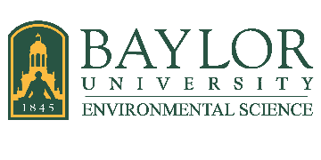Baylor Environmental Science Department logo