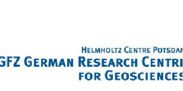 Helmholtz Centre Potsdam - GFZ German Research Centre for Geosciences logo